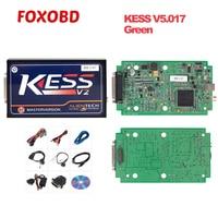 KESSV2 KESS V5.017 V2.23 No Token Limit ECU programming tool support Car/Tractor/Bike ECU programmer Kess V2 Auto scanner FW V5