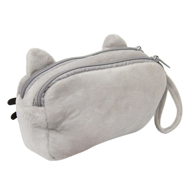 Cat Pencil Case Makeup Pouch Cosmetic Bag