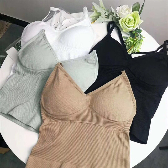 New underwear women's beauty back bra gathered on the top of the shape of the inside strap lingerie base bandage wrapped chest