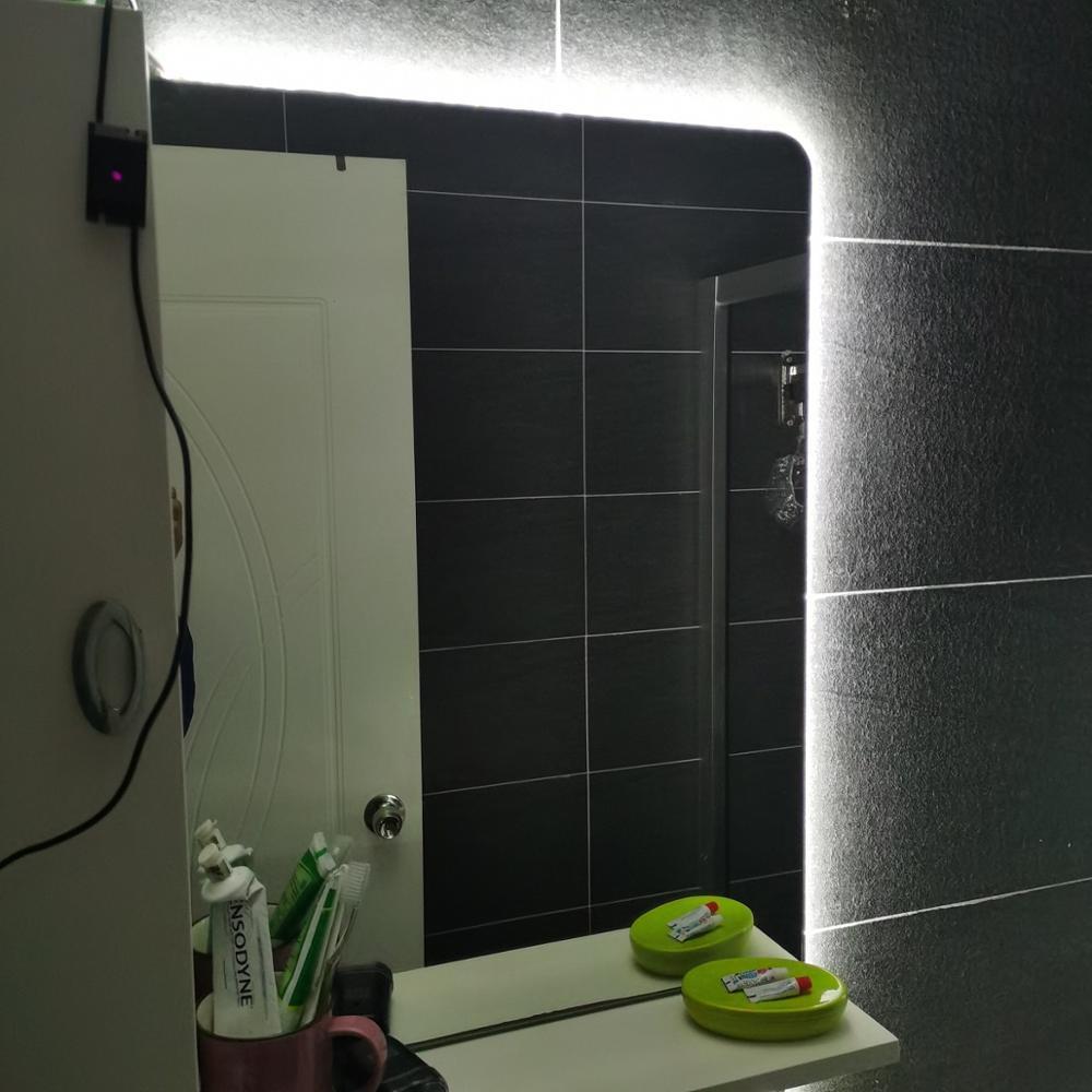 Vanity Makeup Mirror Light 5V USB LED Flexible Tape USB Cable Powered Dressing Mirror Lamp Decor 0.5m -5m