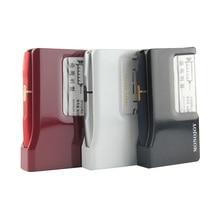 E Sigaret Drie In een Opladen Doos Opladen Magazijn Sigarettenkoker Rook Pistool Cover Charger Cover Voor iqos 2.4 Plus