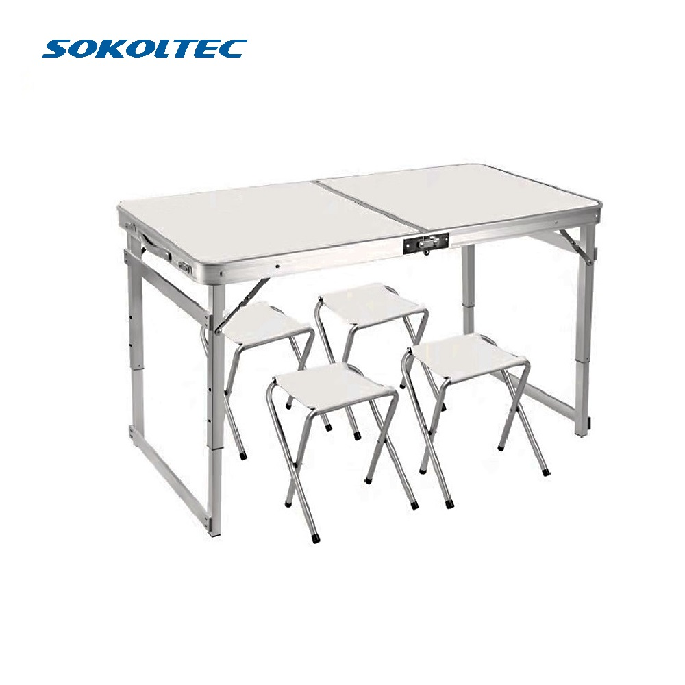 Sokoltec Computer Office Desk Portable Breakfast Laptop Movable Folding Mini Picnic Table Reading Holder For Couch Or Bed