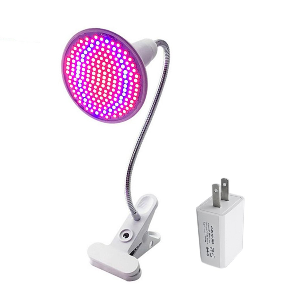 LED Plant Grow Light Full Spectrum LED Grow Light Plant Lamp Indoor Seedlings Flower Fitolampy Grow Tent Box