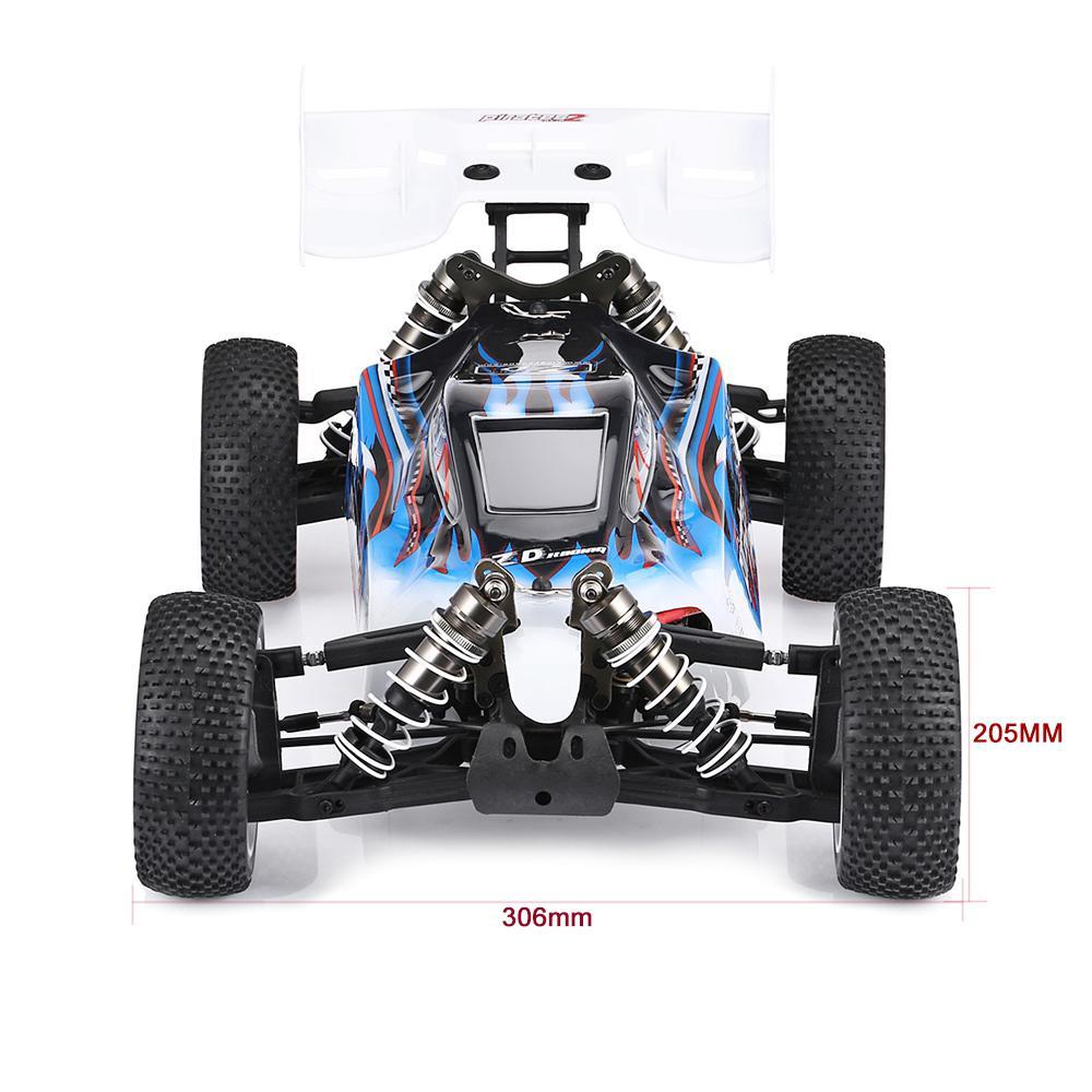 RCtown ZD Racing 9072 1/8 2,4G 4WD Bürstenlosen Elektro Buggy High Speed 80 km/h RC Auto-in RC-Autos aus Spielzeug und Hobbys bei  Gruppe 3