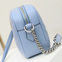 2020 new summer women's bag light color camera bag