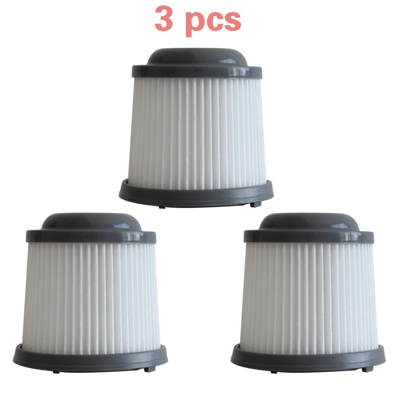 3 Pcs VF90 HEPA Filter For Black &Decker PVF110 PHV1210 PHV1210P PHV1210B PHV1210L-A9 PD1820LF PD1820LG PHV1810 PD1420L