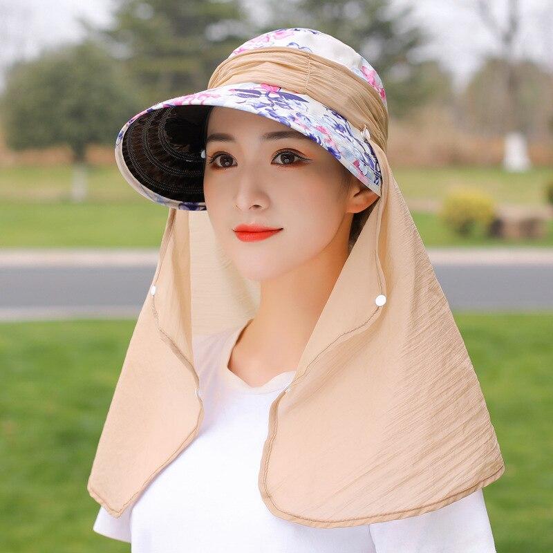 Корейская версия женской летней шляпы, новинка, Кепка От Солнца hu lian UV, уличная дорожная Кепка, Кепка с козырьком, летние шляпы для женщин, шл...