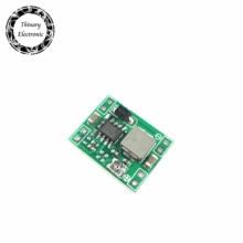 Thinary 100PCS Ultra small power supply module DC DC BUCK 3A MP1584 MP1584EN adjustable buck module regulator ultra LM2596S