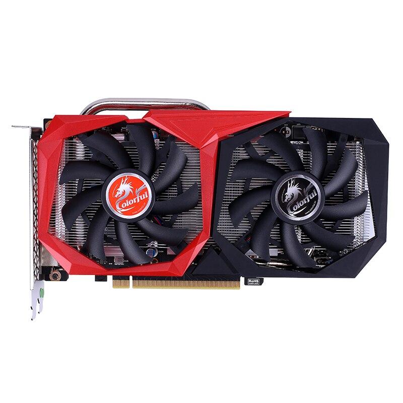 Colorful GTX 1660 SUPER NB 6G-V GDDR6 192Bit 1530Mhz/1785Mhz 12Nm DP+HDMI+DVI Gaming Video Graphics Card