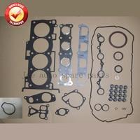 G4KC Motor komplette Volle dichtung set kit für Hyundai SONATA V Embera GRANDEUR 2.4L 2359cc 2005 20910 25B00 2091025B00 50256800 auf
