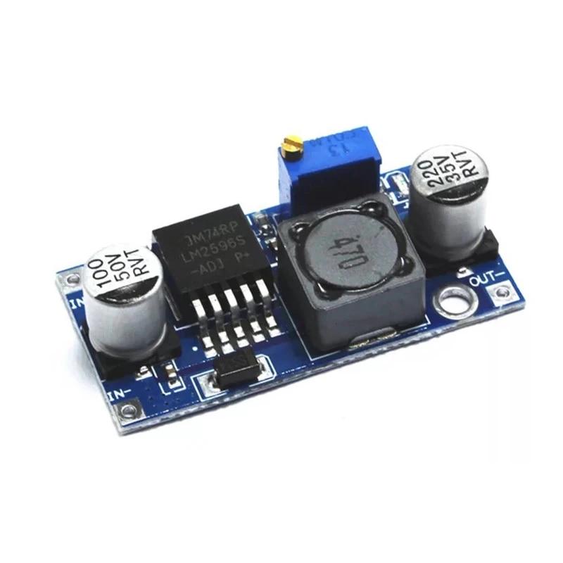 Adjustable DC-DC Power Supply Module Buck Converter Step-down Voltage Module