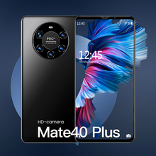 2021 Global Version Smartphone Hawei Mate 40 Plus Celular 6G 128GB Android Smart phone 5000mAh 6 1 Inch Screen Mobile Phones cheap Not Detachable CN(Origin) In-Screen Fingerprint Recognition 16MP Nonsupport english Russian German French Spanish POLISH