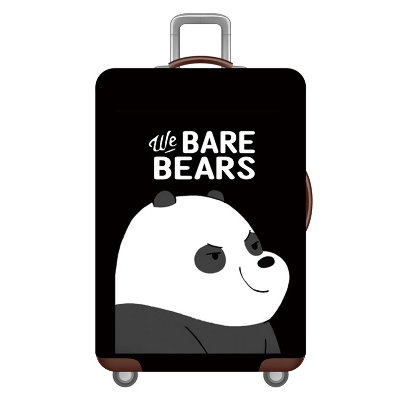 Cartoon Travel Luggage Cover Suitcase Elasticity Protective Covers For 18-32 Inch  Trolley Dust Cover Travel Accessories