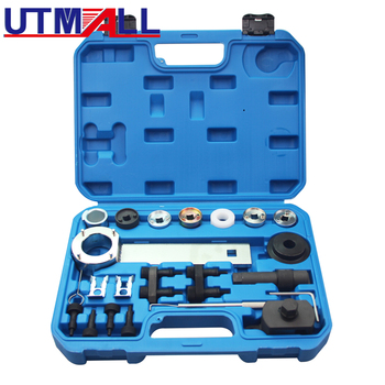 Engine Timing Camshaft Adjustment Tool Kit For VW AUDI EA888 Repair with T10355 Holding Wrench Rotating