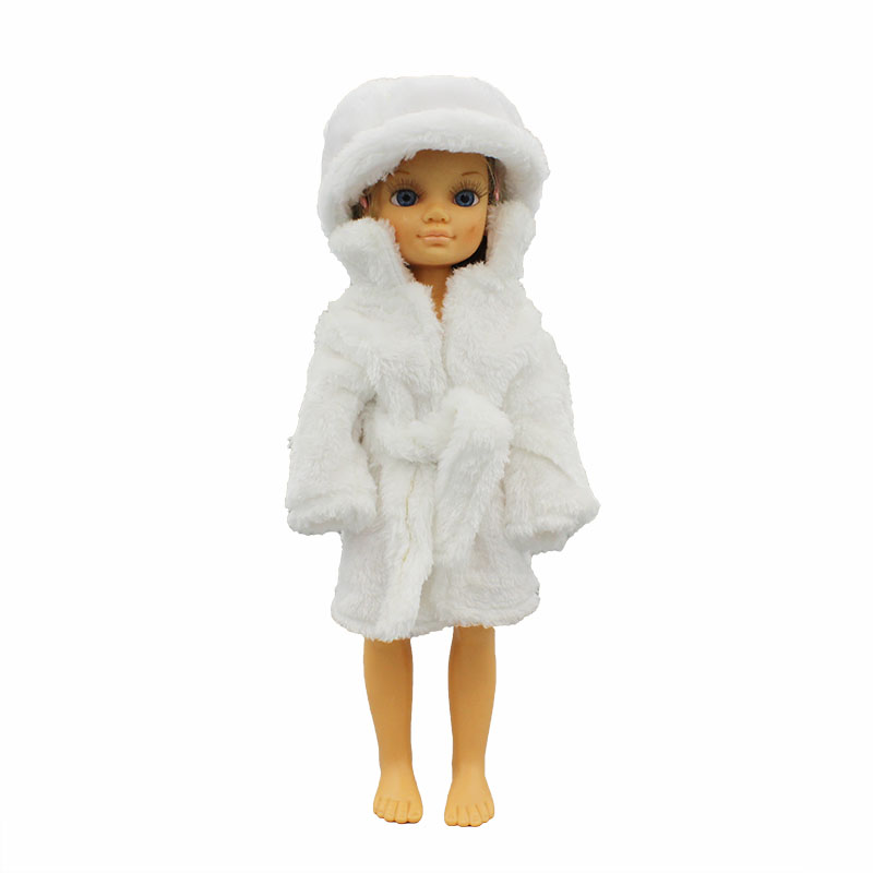 Warm Suit+Hat Clothes For Sharon Doll For Nancy Doll Accessories