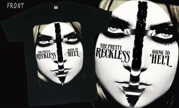 El imprudente-de la banda de rock estadounidense T_shirt SIZESS a 6XL