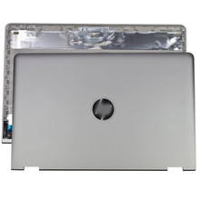 Original New For HP Pavilion 15-BR Series Laptop LCD Back Cover 924499-001 924501-001 Silver LCD Rear Lid Top Cover genuine original new for lenovo thinkpad laptop x1 carbon gen 4 20fb 20fc lcd rear lid back cover scb0k40144 01aw967 01aw992