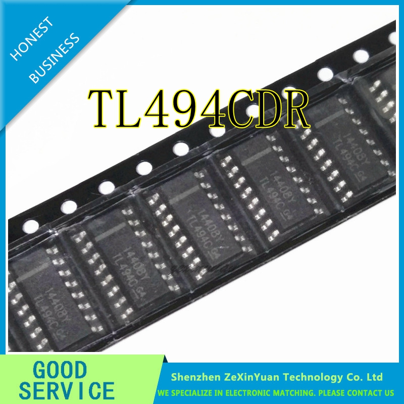 10PCS/LOT TL494CDR TL494C SOP TL494 SOP16 SMD NEW WITH TRACKING NUMBER