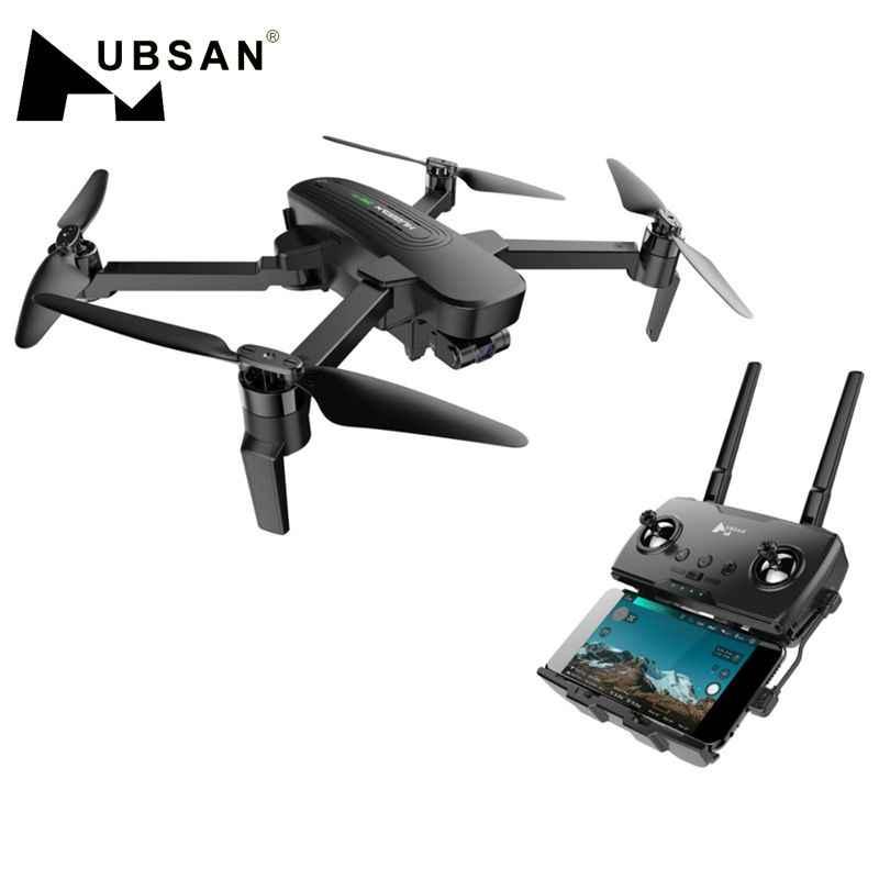 الأصلي Hubsan كوادكوبتر زينو برو غس 5G واي فاي 4 كجم FPV مع 4K UHD كاميرا 3-محور جيمبال المجال بانوراما أرسي الطائرة بدون طيار كوادكوبتر