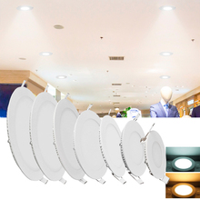 3W 6W 9W 12W 15W 18W LED Ceiling Downlight 220V 240V LED Recessed Cabinet Wall Spotlight Down Lamp Cold White Warm White led spotlight ceiling 220v 3w 5w 7w 9w 12w 15w aluminum lampada led 240v for bedroom cold white warm white