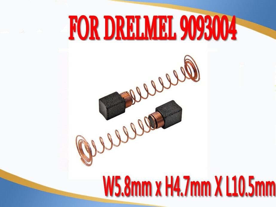 Carbon Brushes For DREMEL 4000 90930-04 2615298790 595 395 300 6000 300 215 217 100