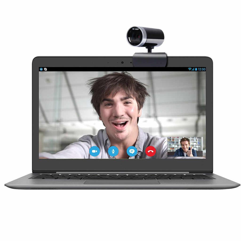 Веб-камера Full HD 1080P с микрофоном Автофокус Компьютерная камера Веб-камера ПК веб-камера для видео звонков запись конференц-связи J80
