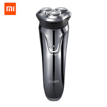XIAOMI Mijia Soocas SO WHITE Wireless 3D Smart Control USB Charging Electric Razor Shaver Blocking Protection IPX7 Waterproof