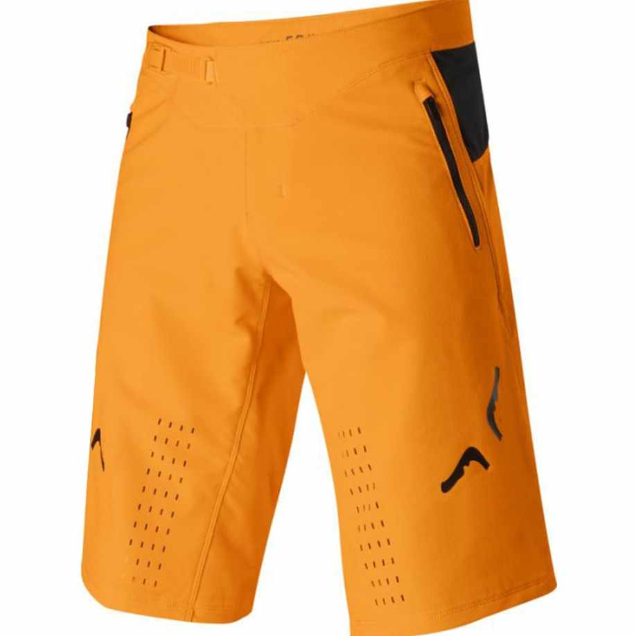 NEW 2019 Delicate Fox MX Defender Adult Short MTB Short Pants Spring ATMC ORANGE MOTOCROSS ENDURO