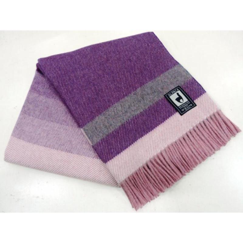 Plaid INCALPACA (55 wool alpaca, 45 wool Merino) PP-51 цена