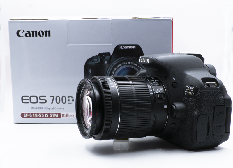 Image 4 - Canon 700D / Rebel T5i DSLR Digital Camera with 18 55mm Lens  18 MP   Full HD 1080p Video  Vari Angle Touchscreen (New)