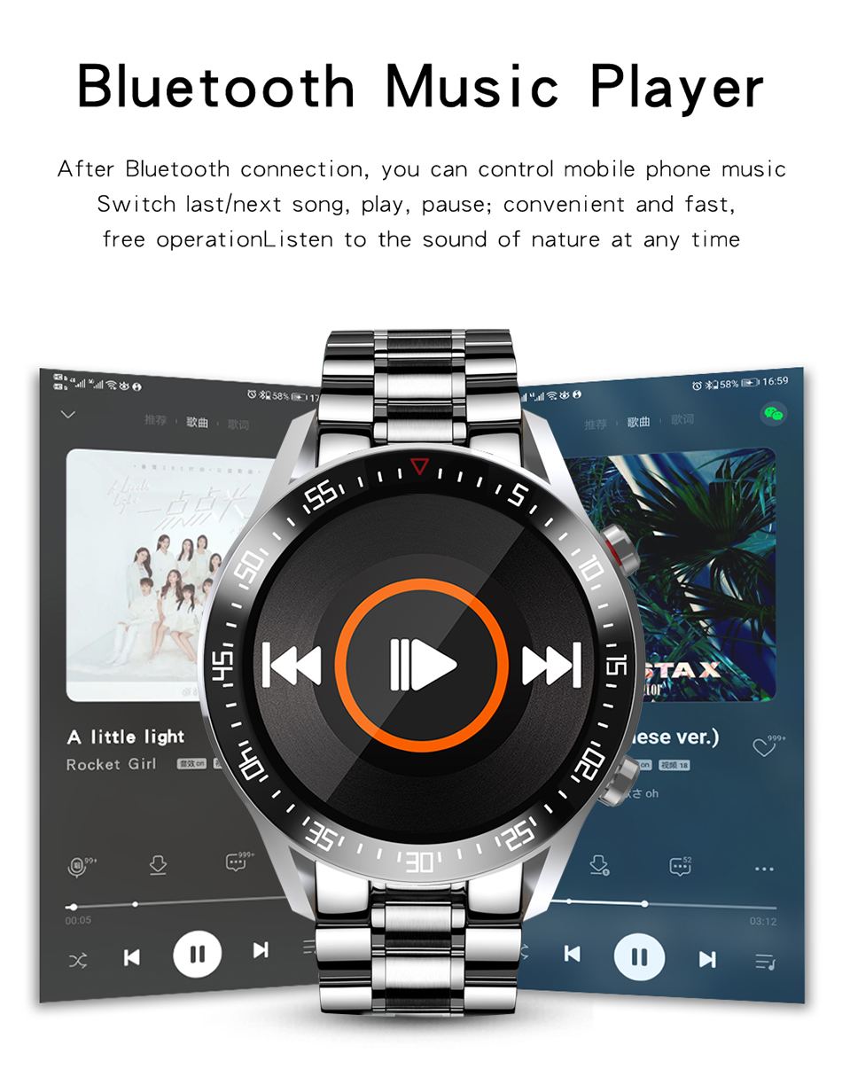 H0a554b65d0914c738f4cee57996fcdbch LIGE 2021 New Full circle touch screen Mens Smart Watches IP68 Waterproof Sports Fitness Watch Man Luxury Smart Watch for men
