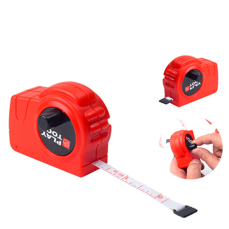 Children's Toolbox Engineer Simulation Repair Tools Pretend Toy Electric Drill Screwdriver Tool Kit Play Toy Box Set for Kids 6