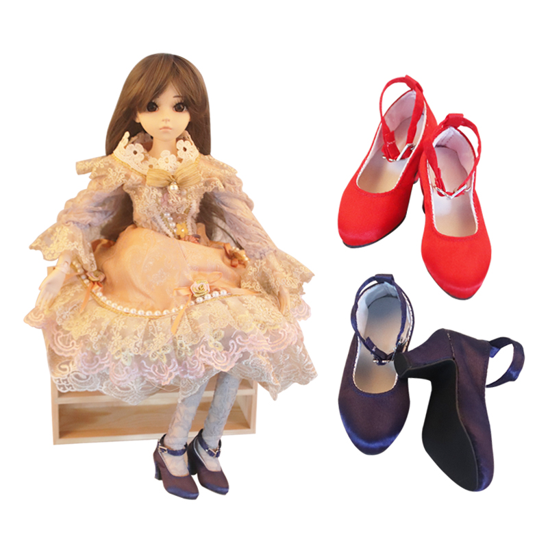 PF 122# New White Cute 1//3 DZ SD AOD BJD Dollfie Synthetic Shoes