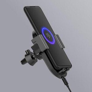 Image 3 - Zmi キット 20 ワット無線車の充電器電話ホルダー WCJ10 高速充電 11 xiaomi mi 9 サムスン 360 度電話ホルダー