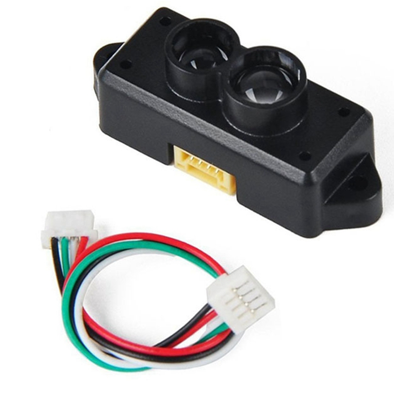 Obstacle Avoidance Sensor Module 0.1-12M Measurement Range Distance for Arduino, Pedestrian and Vehicle Detection