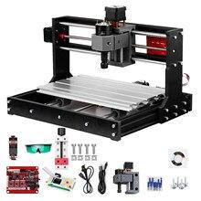Mise à niveau Version CNC 3018 Pro GRBL contrôle bricolage Mini CNC Machine 3 axes Pcb fraiseuse bois routeur graveur CNC Machine-outil