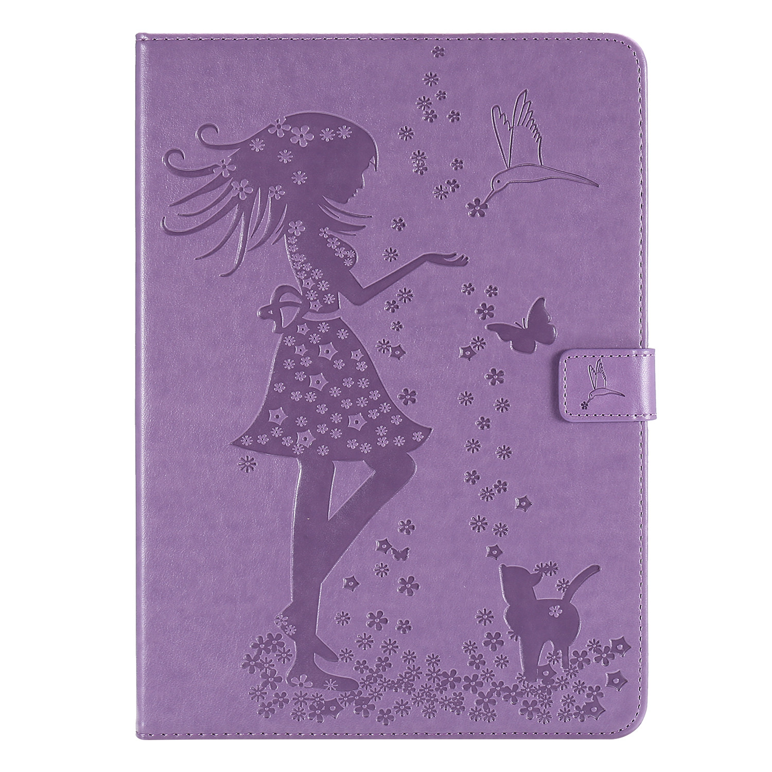 3 Green For iPad 4th Gen 12 9 Cover 2020 Funda Cover Stand Leather Shell Folio Protective Case