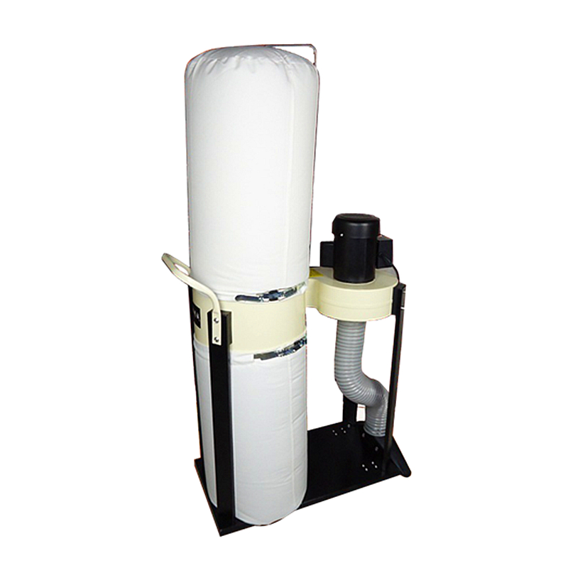 Woodworking Vacuum Cleaner Machine Bag Safety Dust Collector Machine Industrial Mobile Barrel Vacuum Cleaner Machine