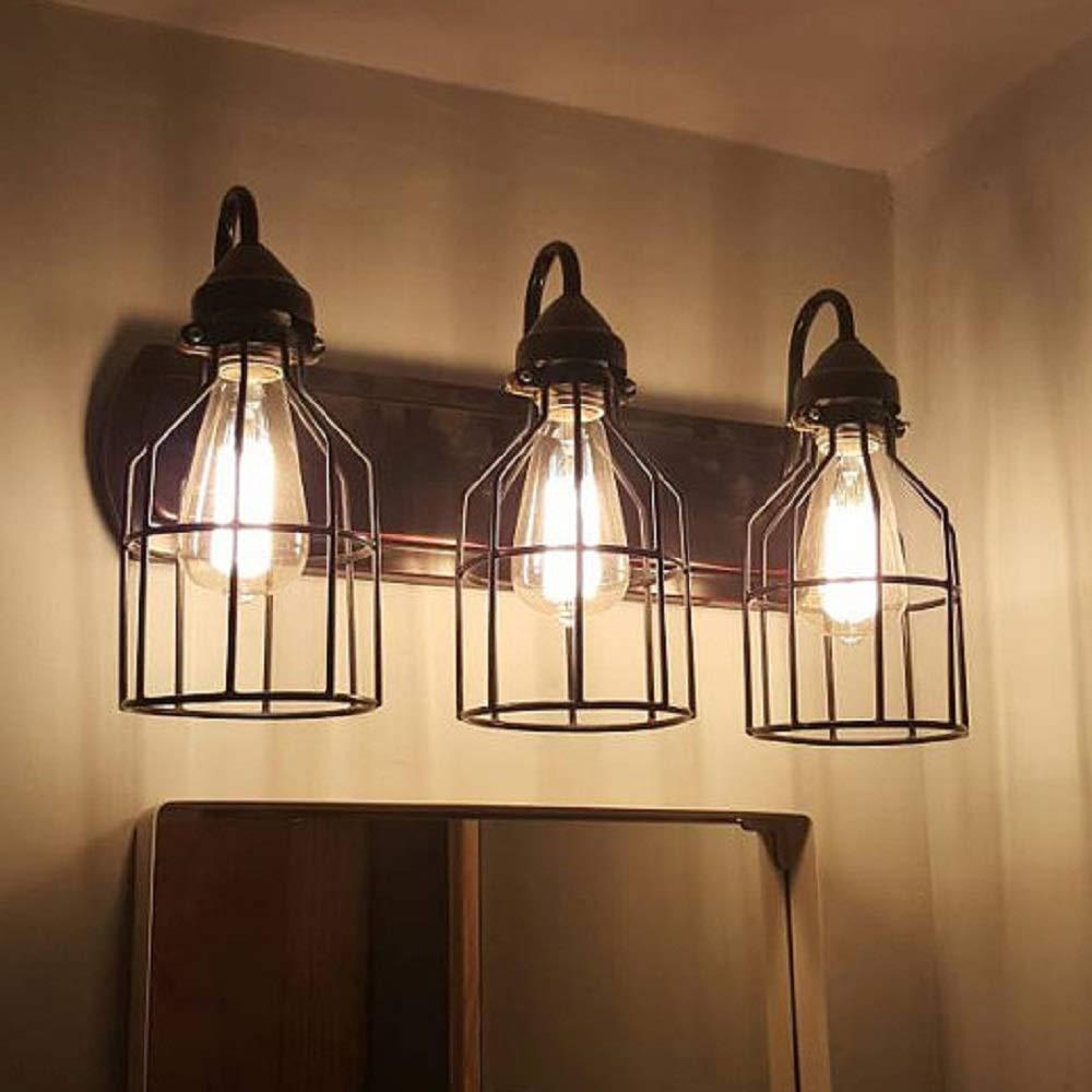 1/2/4 sztuk Vintage metal przemysłowy abażur lampa wisząca cień klatka żarówka straży lampa klatkowa Home Cafe oświetlenie dekoracyjne D30