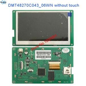 Image 3 - DMT48270C043_06W重量 4.3 インチdgus ii tft液晶モジュールdwin