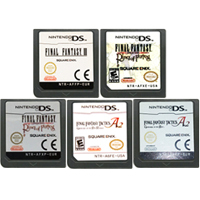 DS Game Cartridge Console Card Final Fantasiy Serie Engels Taal voor Nintendo DS 3DS 2DS