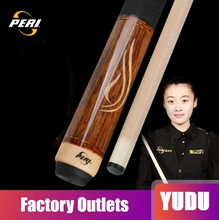 PERI V10 Pro 12.75mm Tip Pool Cue 1/2 Pool Stick Billiard Stick Kit Cue Canadian Maple Cue for Professional Billiards Players universal pool cue kit stick with case 2 piece 12 75mm tip billiard kit un115 1 hand painted canadian maple billiard cue stick