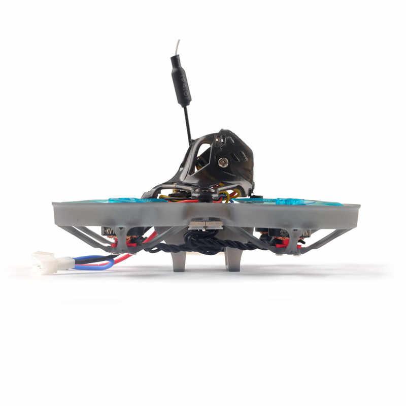 Eachine Novice-I 75 مللي متر 1-2S Whoop FPV سباق الطائرة بدون طيار RTF & Fly more ث/WT8 2.4G الارسال 5.8 جيجا هرتز 48CH مع VR005 نظارات وضع 2
