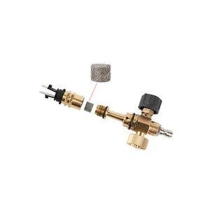 Image 4 - SPTA Car Washing Snow Foam Liquid Spray Can Spray Gun High Pressure Car Washing Machine Pump Water Gun