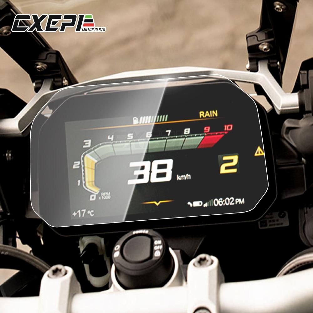 Para bmw r1250gs f750gs f850gs 2018 2019 motocicleta instrumento cluster proteção contra riscos filme protetor de tela f 750/850 gs novo