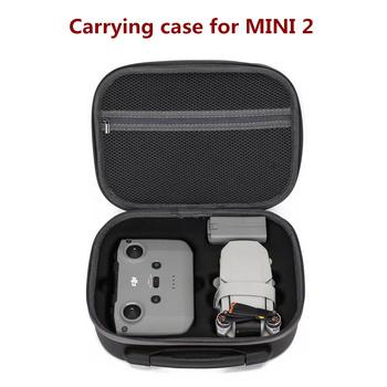 Wodoodporny Drone DJI Mavic Mini 2 walizka podróżna Drone Control torba do przechowywania baterii dla DJI Mavic Mini 2 akcesoria tanie i dobre opinie SUNNYLIFE CN (pochodzenie) Torby na drona carrying case