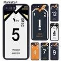MaiYaCa Haikyuu! Чехол для телефона Karasuno Jersey Shoyo Hinata для iPhone X XR XS 11 12 Pro MAX 5 6 6S 7 8 Plus Samsung S7 S8 S9 S10
