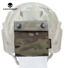 emersongear Emerson Helmet bag Counter Weight NVG Battery Pouch Bag Tactical Removable Balance Pouch MC цены
