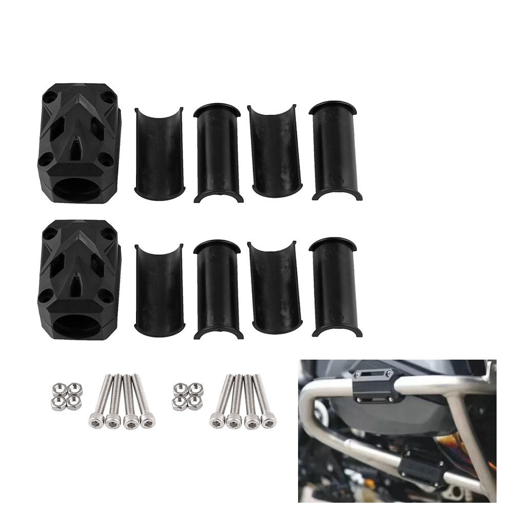 Motorcycle Engine Protection Guard Bumper Decor Block Modified <font><b>accessories</b></font> 25mm Crash Bar for <font><b>BMW</b></font> <font><b>R1200GS</b></font> <font><b>LC</b></font> <font><b>ADV</b></font> F700GS C15 image