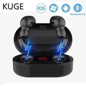 TWS Bluetooth Earphone With Mi
